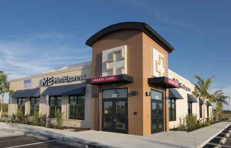 Med Express - Over 70 locations in the pipeline with dozens already completed. Located in Cape Coral, FL, the plaza features Sam's Club, Culver's, Buffalo Wild Wings, Aspen Dental, Mattress Firm and Xfinity.