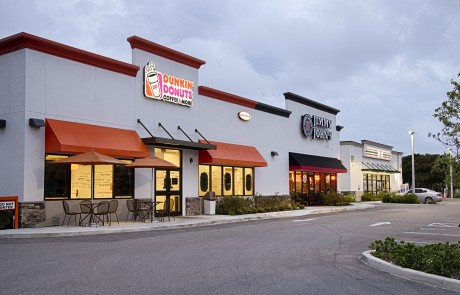 Dunkin Donuts - Jimmy John's- Conveniently located across from SWF College at College Parkway & Whiskey Creek Blvd. in Fort Myers, which includes Jimmy Johns and 7-Eleven.