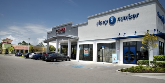Sleep Number - Located in Clarion Plaza on US 41 in Fort Myers, FL and includes Wawa, Chipotle, Culver's and Pollo Tropical.