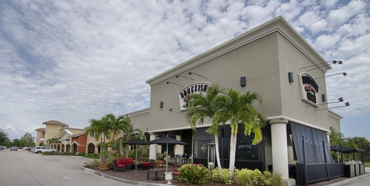 Located in Bonefish Plaza in Cape Coral, FL. The 47,000 sq. foot plaza features a combination of restaurants, retail stores and medical & business offices by Creighton Construction and Development.