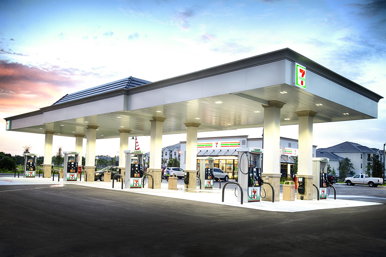 7-Eleven on Estero Parkway and Three Oaks Parkway in Estero, Florida