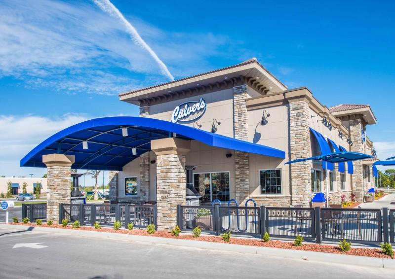 Culver's - North Port, Florida