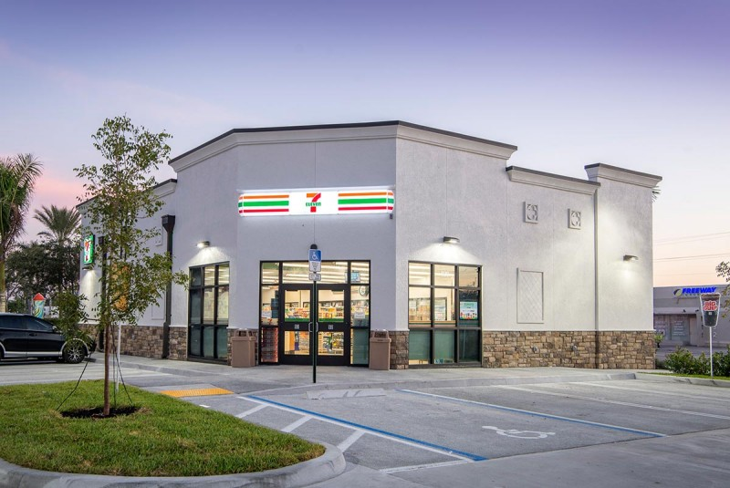 7-Eleven Dixie Highway, Lake Worth, Florida