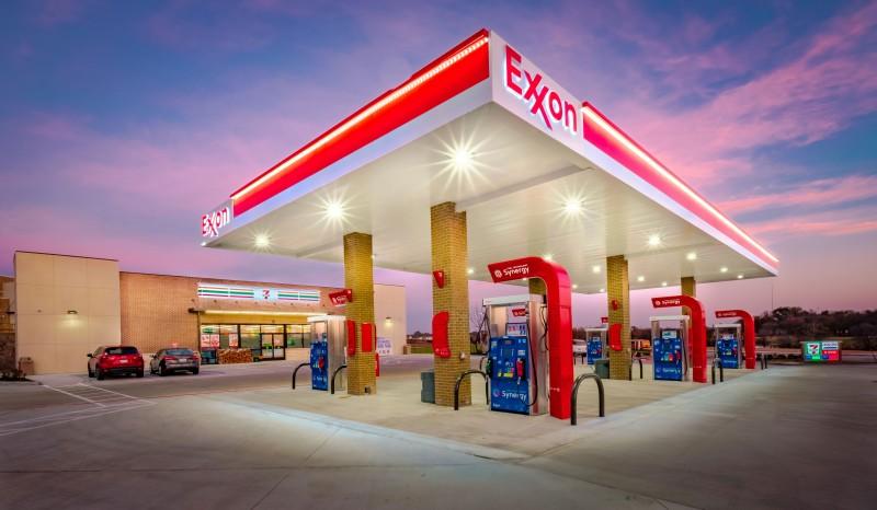 Creighton Construction & Development completes 7-Eleven store in McKinney, Texas