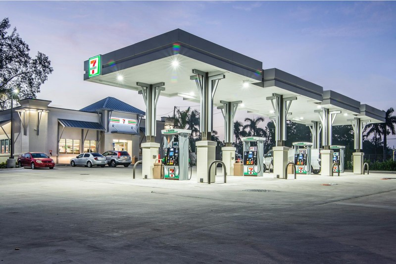 Creighton Construction & Development completes 7-Eleven store in Naples, Florida