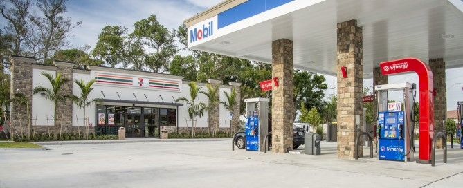 Creighton Construction & Development completes 7-Eleven store in Tamarac, Florida