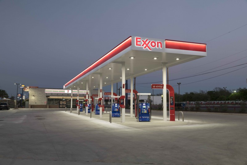Creighton Construction & Development completes 7-Eleven store in northeast San Antonio