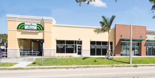 Multi-Tenant Building in Cape Coral, Florida