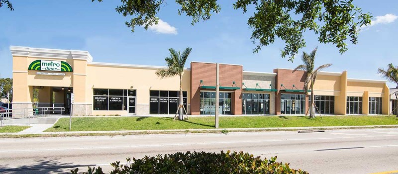Multi-Tenant Building in Cape Coral, Florida