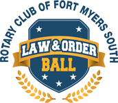 Law & Order Ball Logo