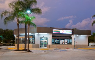 7-Eleven in Largo, Florida by Creighton Construction and Development