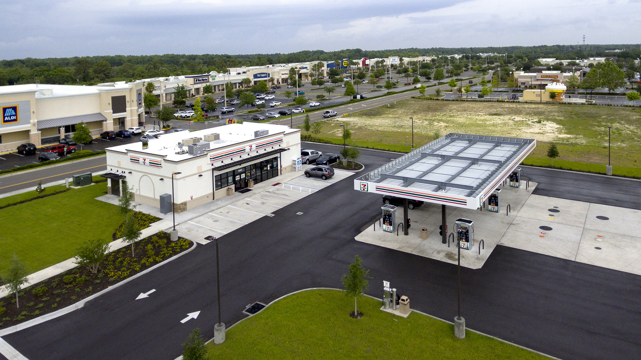 Creighton Construction & Development completes four 7-Eleven
