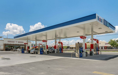 7 Eleven in Orlando, Florida by Creighton Development and Construction
