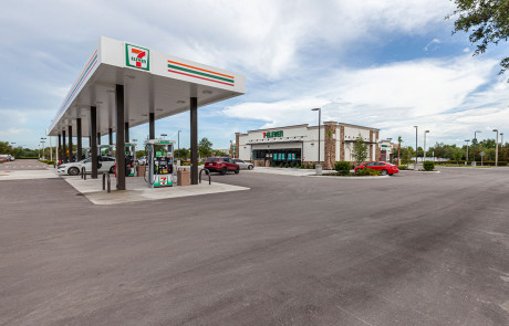 7-Eleven in Spring Hill, Florida by Creighton Development