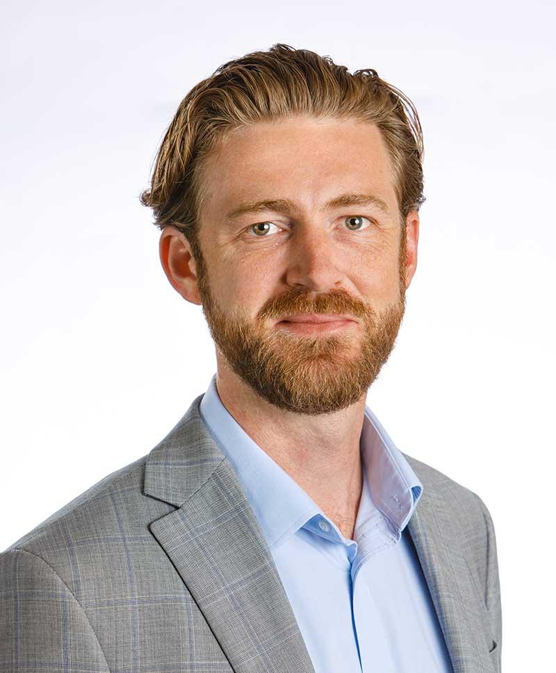 Jacob Mossholder - Development Manager Tampa Region