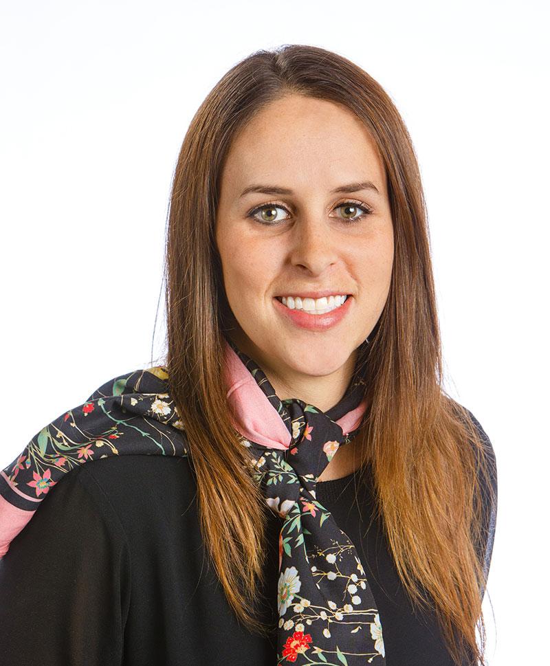 Lauren Evans - Development Coordinator